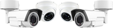 commercial security monitoring