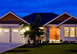 Lighting, home automation installed in Houston house