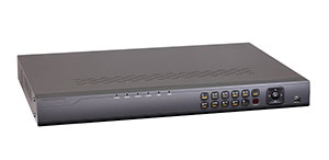 DVR with Hard Drive