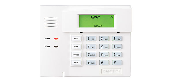 Honeywell Vista 6150 Home Security System
