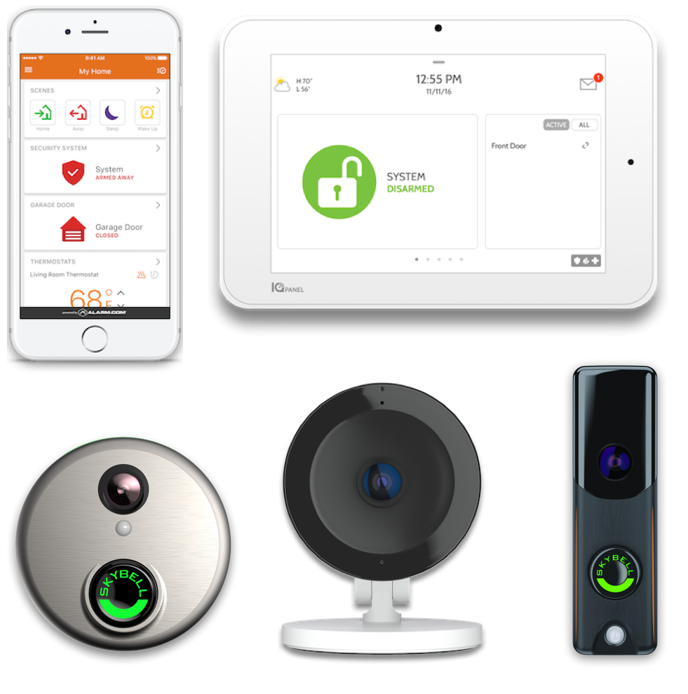 Allied Home Security Top Rated Equipment
