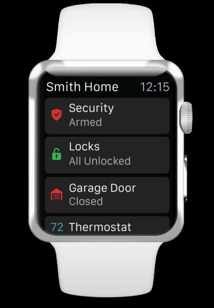 Smart Watch application