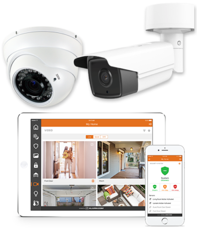 Allied Home Security product cluster