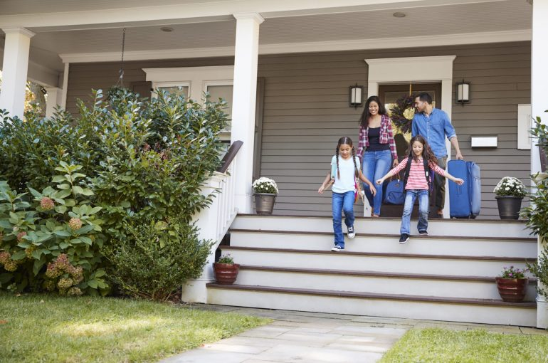 Giving Your Kids After-School Independence With Smart Home Security