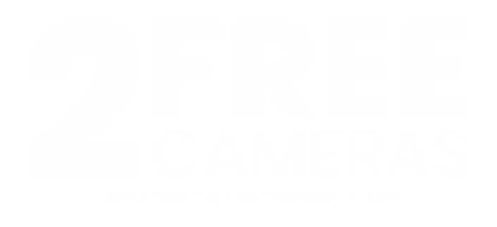2 Free Security Cameras For New Customers