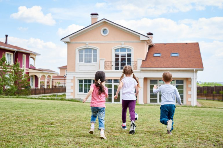 Home Security Tips for Your Children