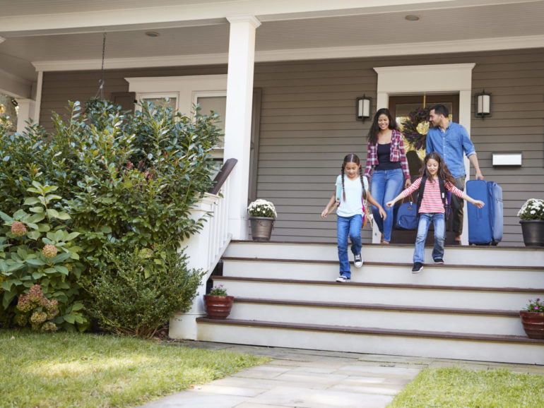 Getting Your Home Ready for Summer Vacation