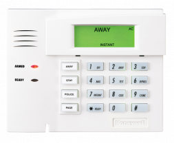 Honeywell vista alarm panel