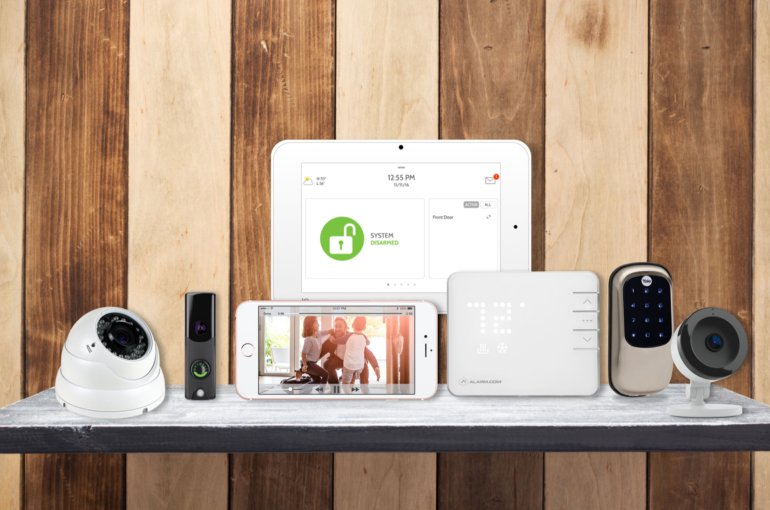 4 Reasons Why You Should Switch To Smart Home Security Systems