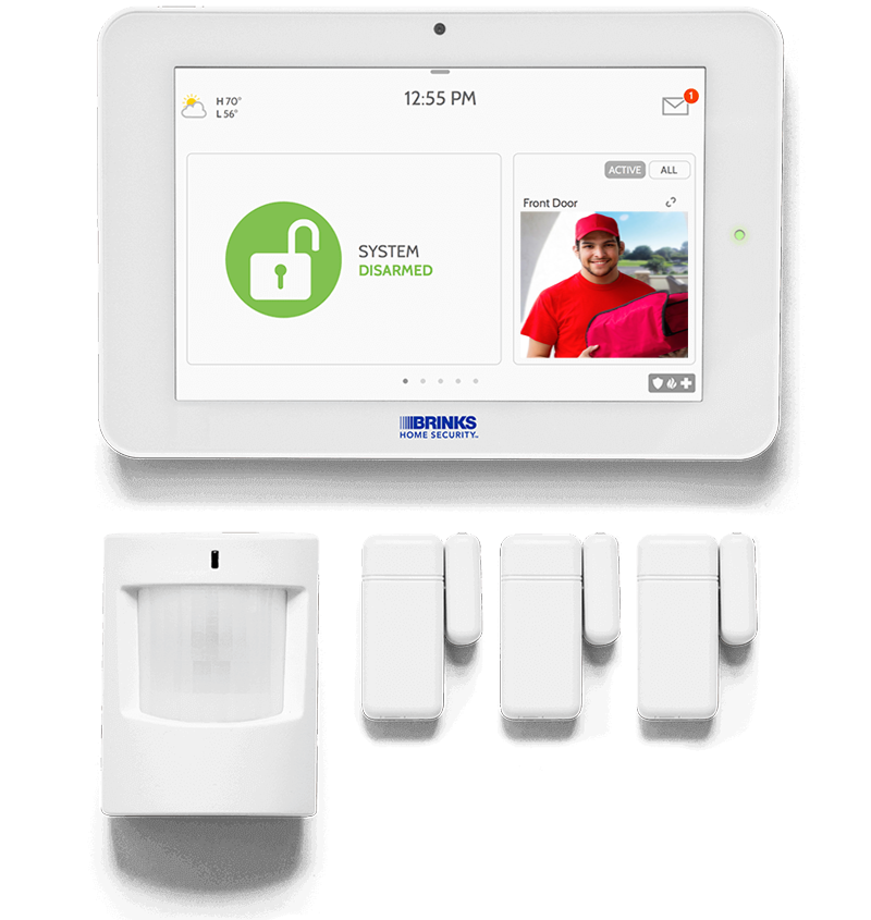 Home Security Base Kit