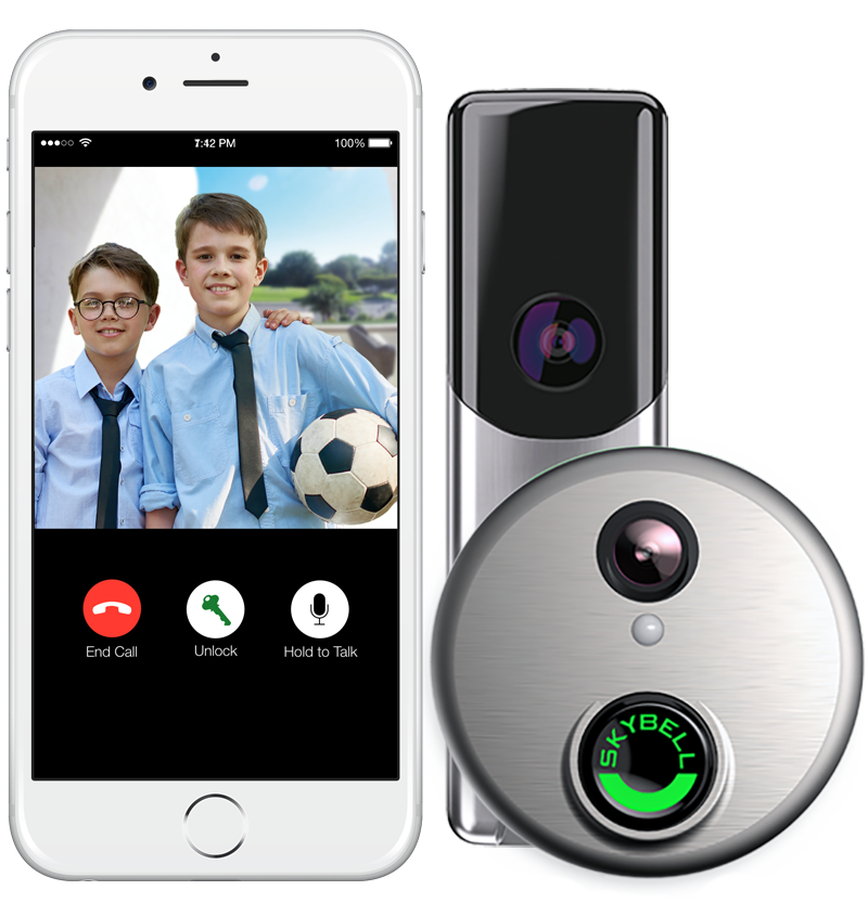 Skybell With App