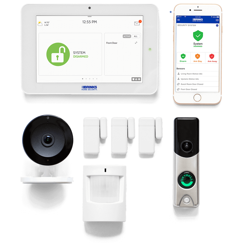 New Smart Home Security Systems