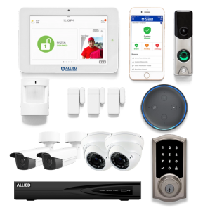 Allied Smart Home Security in Houston, TX