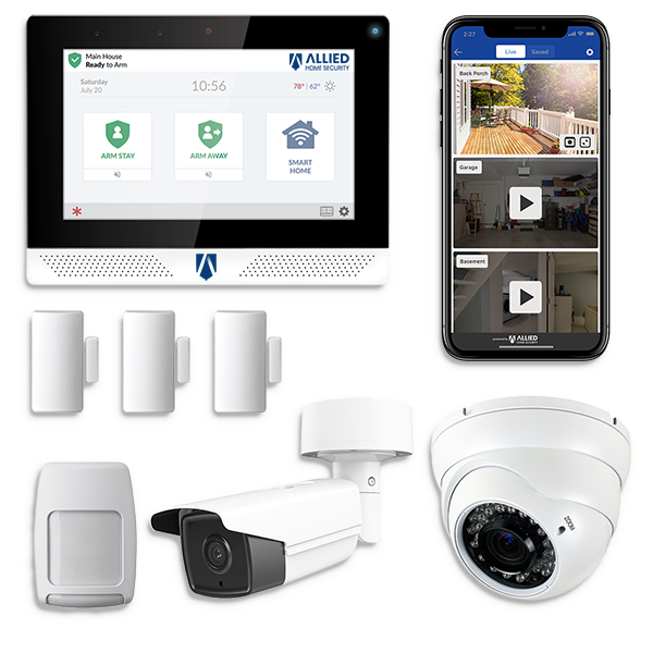 Home Security Package 2 Cameras