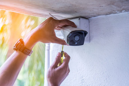 Home Security Installation