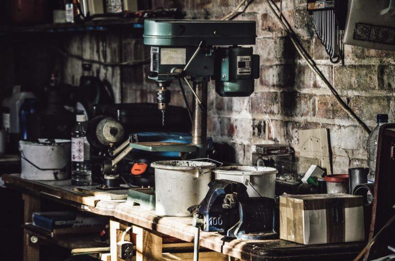 Is Your Garage a Fire Hazard?