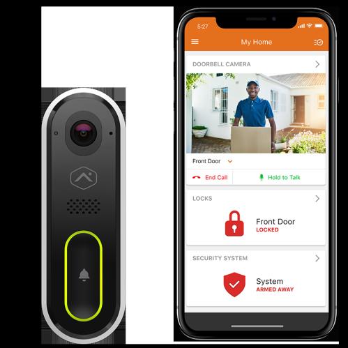 Video Doorbell with App