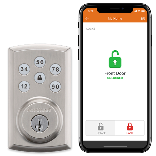 Lock with App
