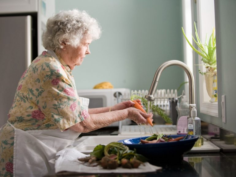 How to Protect Seniors Living Alone